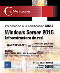 Windows Server 2016 - MCSA 70-741 - Infraestructura de red