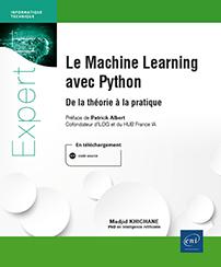 Le Machine Learning avec Python - De la théorie à la pratique
