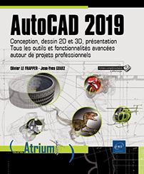 AutoCAD 2019 - Tous les outils et fonctionnalités avancées