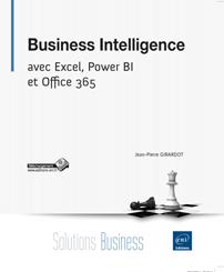 Business Intelligence - avec Excel, Power BI et Office 365
