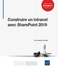 Construire un intranet avec SharePoint 2019 -