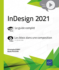 InDesign 2021 – Guide complet -
