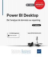 Power BI Desktop - De l'analyse de données au reporting (2e édition)