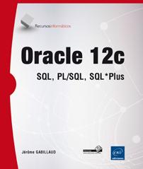 Oracle 12c - SQL, PL/SQL y SQL*Plus