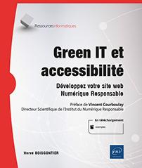 Green IT et accessibilité - Développez votre site web Numérique Responsable
