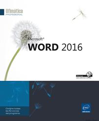 Word 2016 - Libro de referencia
