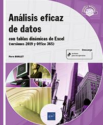 Análisis eficaz de datos - con tablas dinámicas de Excel (versiones 2019 y Office 365)