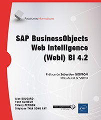 SAP BusinessObjects Web Intelligence (WebI) BI 4.2 -