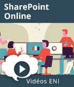 SharePoint Online - Les sites d'équipe et les bibliothèques de documents d'Office 365 (v1)   Editions ENI