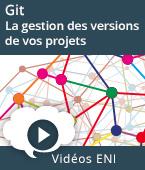 Git - La gestion des versions de vos projets | Editions ENI