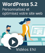 WordPress 5 - Personnalisez et optimisez votre site web | Editions ENI