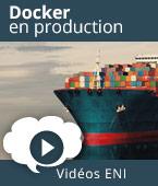 Docker en production - Mise en œuvre en cluster sur des microservices   Editions ENI