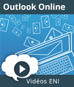 Outlook pour le Web - La messagerie en ligne de Microsoft 365 (v2)   Editions ENI