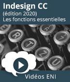 InDesign CC (édition 2020) - Les fonctions essentielles | Editions ENI