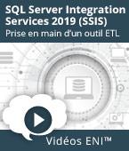 SQL Server Integration Services 2019 (SSIS) - Prise en main d'un outil ETL | Editions ENI