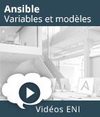 Ansible - Gérez les variables et les modèles | Editions ENI