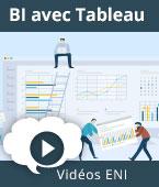 Business Intelligence avec Tableau - Prise en main de l'outil de reporting | Editions ENI