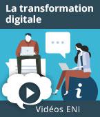 La transformation numérique de l'entreprise - De l'entreprise 1.0 à l'entreprise 4.0 | Editions ENI